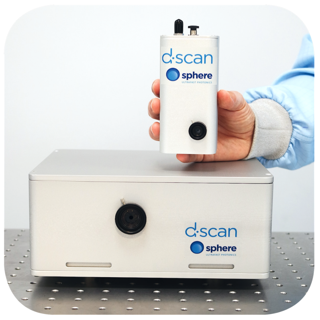 d-scan compressor and measuring head
