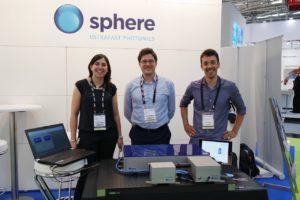 Sphere Ultrafast Photonics goes live at Laser World of Photonics 2015